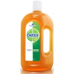 เดทตอล น้ำยาฆ่าเชื้อโรค ตัวยาคลอโรไซลีนอล 750 มล.