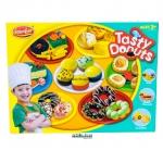ProudNada Toys ของเล่นแป้งโดว์ Tasty Donuts NO.KA4008B