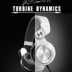 หูฟัง Bluedio T2-WH Wired Stereo HiFi Headphones Headset for Mobile Phone Computer