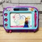 [Kids Toy]กระดานวาดรูปเเม่เหล็กโฟรเซ่น 4 สี เขียนเเล้วลบได้