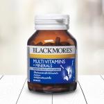 Blackmores Multi Vitamins+Minerals แบลคมอร์ส วิตามินและเกลือแร่รวม