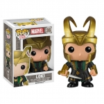 Funko POP Marvel : Helmet Loki Action Figure โลกิ