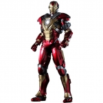 Hot Toys โมเดล ฟิกเกอร์ IRON MAN 3 HEARTBREAKER (MARK XVII) 1/6Scale.
