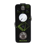 Mooer ModVerb - Digital Reverb Pedal with 3 Modulation Modes