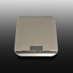 เครื่องชั่งดิจิตอล ถาดแสตนเลส เครื่องชั่งอาหาร 5KG ความละเอียด 1G SCL270