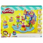 Play-Doh แป้งโดว์ Cupcake Celebration Playset (Blue)