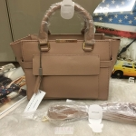 กระเป๋าถือหรือสะพาย CHARLES & KEITH TRAPEZE TOP HANDLE BAG