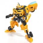 BB Kids Robot Change หุ่นยนต์แปลงกายรถยนต์ (สีเหลือง)