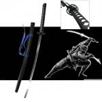 JAPAN ดาบนินจา โมโมจิ ซาบุสะ (zabusa momoji) Sword + แท่นวาง