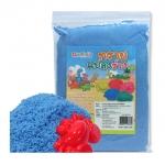 Uni ดินน้ำมัน แป้งโดว์ ของเล่นเสริมพัฒนาการเด็ก ทรายแปลงร่างDinoForUs (สีน้ำเงิน)