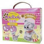 Kutsuwa ชุดดินปั้นญี่ปุ่น ชุดทำตุ๊กตาแมว(...)