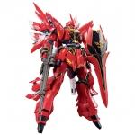 Bandai Gundam กันดั้ม Real Grade (RG) 1/144 MSN-06S Sinanju