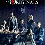 DVD The Originals Season 2 (ดิ ออริจินัล ต้นกำเนิดสายพันธุ์แวมไพร์ ปี 2) 5 แผ่น ซับไทย
