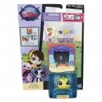 Littlest Pet Shop Mini Style Set with Flippa Splashley