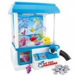 Telecorsa ตู้คีบตุ๊กตา Mini Clip Fish Machine รุ่น SLW-851 (Blue)
