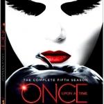 DVD Once Upon A Time season 5 มี 5 แผ่น ซับไทย