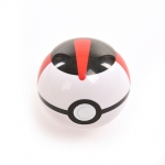 Anime Figures Balls for Pokemon Plastic White-Red