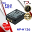 PRO F1 แบตเทียบ Fuji NP-W126 X-PRO1 X-PRO2 XA1, XA2 XA3 XT10 thumbnail 1
