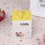 กล่องใส่คัพเค้ก 1 หลุม ใส่คุ๊กกี้ ใส่ขนม มีหูหิ้ว 5 กล่อง BAKE170 thumbnail 2