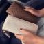 กระเป๋าสตางค์ใบยาว ซิปรอบ พู่ห้อย thumbnail 5