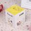 กล่องใส่คัพเค้ก 1 หลุม ใส่คุ๊กกี้ ใส่ขนม มีหูหิ้ว 5 กล่อง BAKE170 thumbnail 1
