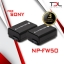 Pro S6 แบตเทียบ Sony NP-FW50 ตระกูล A7 ตระกูล NEX A5100 A6000 A6300 A6500 thumbnail 1