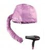 หมวกสปาผม สีชมพู
