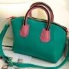 กระเป๋าสะพายแฟชั่น สีเขียว