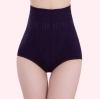 กางเกงในลดพุง (F) สีม่วง