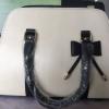 กระเป๋าสะพายแฟชั่น สีขาว