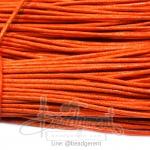 เชือกคอตตอน 1.5มม. สีส้ม (90 หลา)