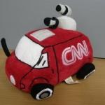 รถข่าว CNN ขนาด 8 นิ้ว (งานนอก)