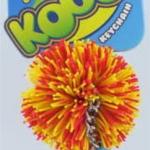 Koosh Ball สีเหลือง-แดง ขนาด 2 นิ้ว