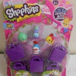 Shopkins S-2 pack 5
