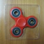 Hand Spinner สีแดง