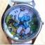 นาฬิกาข้อมือ Smurf (C) สายสีขาว thumbnail 1