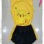 เซท เสื้อ + กางเกงขาสั้น พร้อมสกรีน cotton100%